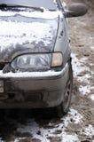 Dirty car Stock Photos