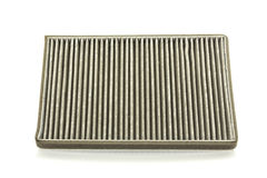 A dirty car air filter Stock Photos