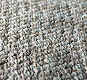 Dirty carpet coverage Stock Image