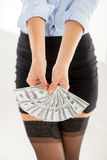 Dirty Cash Stock Photos
