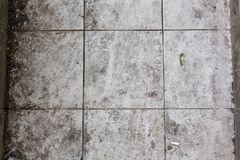 Dirty ceramic tiles pattern texture background stock images