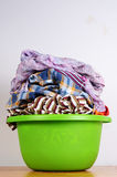 Dirty clothes Stock Photography