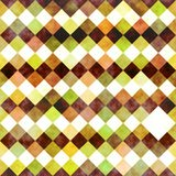 Dirty color checks pattern Stock Image