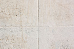 Dirty Concrete Block Wall Background. Stock Image