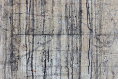 Dirty Concrete Wall Royalty Free Stock Images