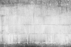 Dirty concrete wall Royalty Free Stock Photography