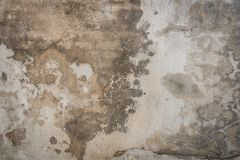 Dirty concrete wall Royalty Free Stock Photos