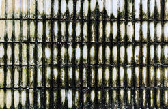 Dirty Corrugated Concrete Wall Background Royalty Free Stock Images