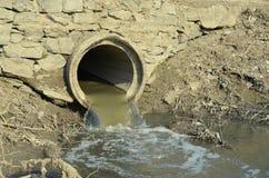 Dirty drain stock photography