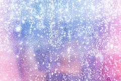 Dirty glass texture with pastel color royalty free stock images