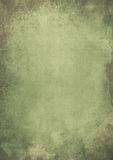 Dirty gradient green dirty grunge effect textured background Stock Photography