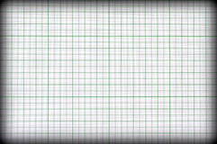 Dirty graph paper Royalty Free Stock Images