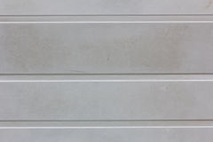 Dirty gray wall background or texture with horizontal strips Royalty Free Stock Photos