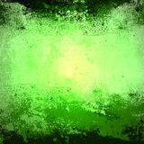 Dirty green background Royalty Free Stock Image