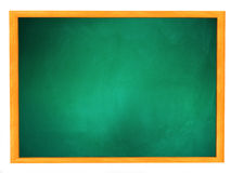 Dirty green chalkboard background Royalty Free Stock Photo