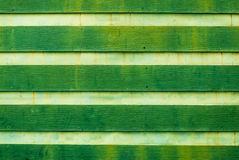 Dirty Green Wood Background/ Texture Stock Photography