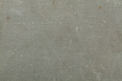 Dirty grey canvas texture. Grey background Royalty Free Stock Photography
