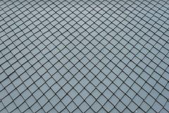 Dirty grey roof tiles pattern as background Royalty Free Stock Images