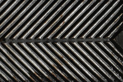 Dirty grill Royalty Free Stock Photos