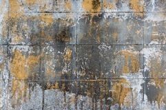 Dirty grunge cement wall texture. Backdrop for design Stock Images