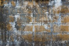 Dirty grunge cement wall texture. Backdrop for design Stock Photography