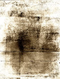 Dirty grunge paper background. An abstract background appearing to be dirty, stained and grungy paper with wooden board or plank imprints vector illustration