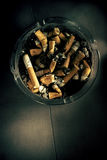 Dirty Habit Royalty Free Stock Photography