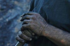 Dirty Hands Stock Photos