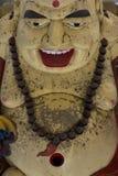 Dirty Happy Buddha Royalty Free Stock Photography