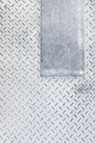 Dirty industrial grip floor texture. Pattern Royalty Free Stock Photos
