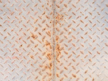 Dirty iron plate texture. Rusty and dirty iron plate texture background royalty free stock photo