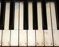 Free Dirty Keys Royalty Free Stock Photo - 14033305