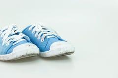 Dirty kid shoe Stock Photography