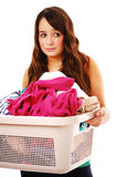 Dirty laundry Royalty Free Stock Photography
