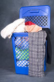 Dirty laundry Royalty Free Stock Photos