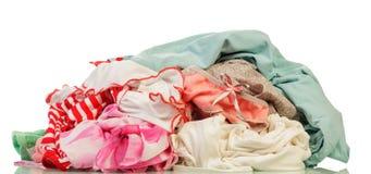 Dirty laundry  Royalty Free Stock Photo
