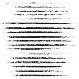 Dirty line. Graphic frame with space for text Royalty Free Stock Image