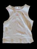 Dirty marcel tee shirt Stock Photos