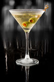 Dirty martini Royalty Free Stock Photo