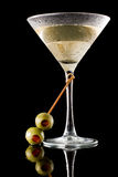 Dirty martini Royalty Free Stock Images