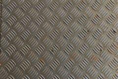 Dirty metal floor texture background stock images