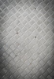 Dirty metal plate. Texture with vignette Stock Photo