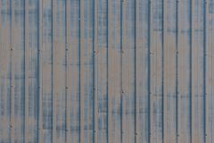 Dirty Metal Roofing. Covers Image for Background Texture royalty free stock photo