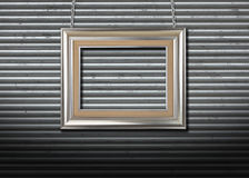 Dirty metal wall Royalty Free Stock Photography
