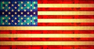 Dirty money american flag royalty free stock photos