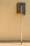 Dirty mop Stock Photography