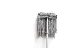 Dirty mop Royalty Free Stock Photo