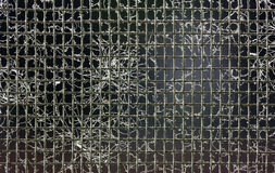 Dirty mosquito wire screen Royalty Free Stock Image