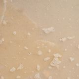 Dirty mud water fragment Royalty Free Stock Image