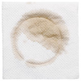 Dirty napkin Royalty Free Stock Photo